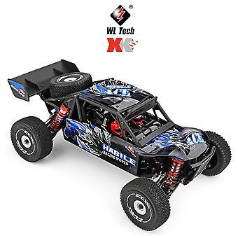 124018 1:12 RC Car 2.4g 4wd 60kmh Szybki samochód