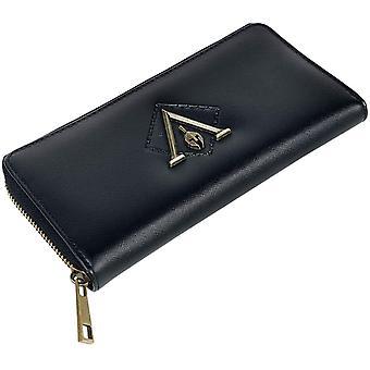 FengChun Odyssey Geldbrse schwarz, Schwarz, Standard