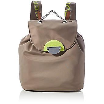 Bogner vanessa, Trendy Backpack Woman, Mud, 27x32x15