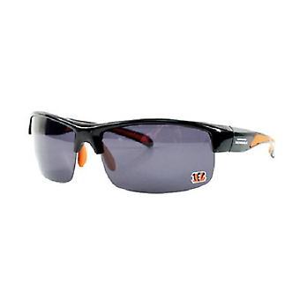 Cincinnati Bengals NFL polariserade blad solglasögon
