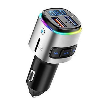 Bluetooth FM Sender Autoradio – Mit LED-Licht
