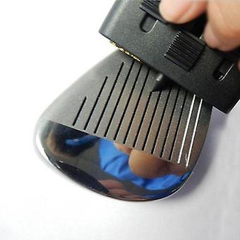 نادي الغولف الأخدود مضرب إسفين الكرة تنظيف فرشاة أحذية الأنظف