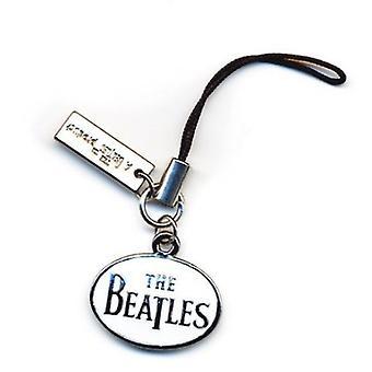 The Beatles - Drop T Logo Phone Charm