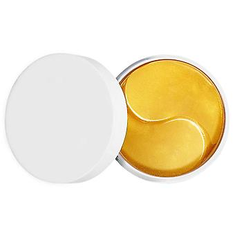 Kristall gold Kollagen Augenmaske 60 Stück