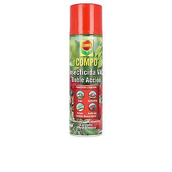 Compo Doble Acción Insecticida Jardinería Spray 250 Ml Unisex
