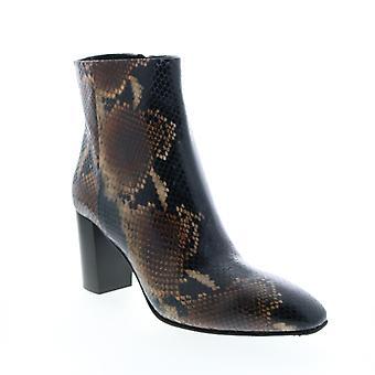 Aquatalia Adult Womens Florita Snake Ankle & Booties Boots