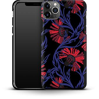 Midnight Floral von caseable Designs Smartphone Premium Case Apple iPhone 11 Pro Max