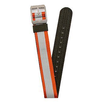 Horlogeband Timex BTQ6018042 (ø 18 mm)