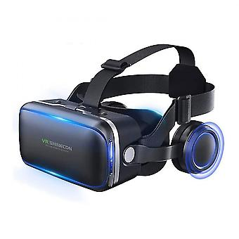 Vrshinecon Vr Headset For Phone Virtual Reality Goggles(G04E)