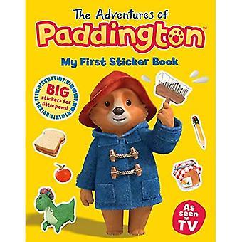 Paddingtonin seikkailut: Ensimmäinen tarrakirjani (Paddington TV) (Paddington TV)