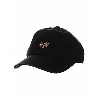 Deus Ex Machina Shield Standard Dad Cap - Black