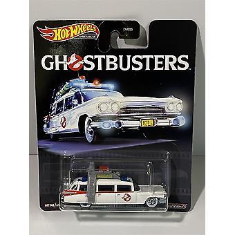 Ghostbusters ECTO-1 Kuumat pyörät Real Riders GJR39