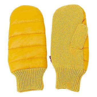 Levi's Puffer Mitten Gloves