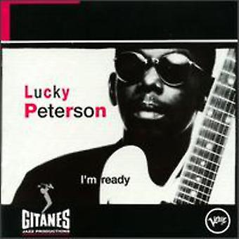 Lucky Peterson - I'm Ready [CD] USA import