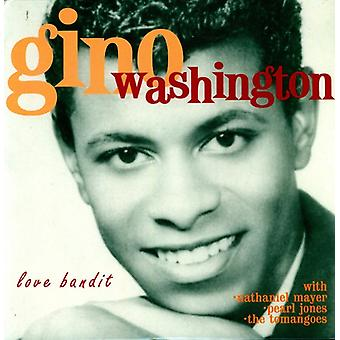 Gino Washington - Love Bandit [Vinyl] USA import