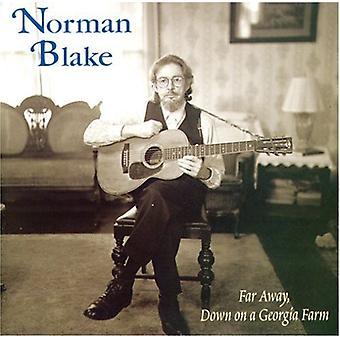Norman Blake - lejos abajo en una importación de los E.e.u.u. Georgia Far [CD]