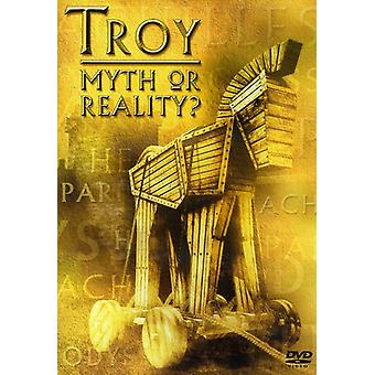 Troy-Myth or Reality? [DVD] USA import