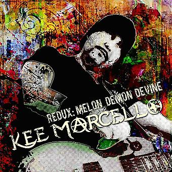 Kee Marcello - Redux: Melon Demon Divine [CD] USA import