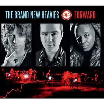 Brand New Heavies - frem [CD] USA Importer