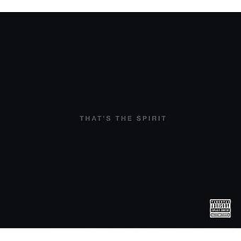 Bringe mig i horisonten - der er ånden [CD] USA importen