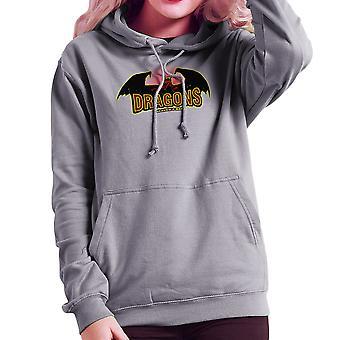 Slavers Bay Dragons Game of Thrones Daenerys Targaryen Women's Hooded Sweatshirt