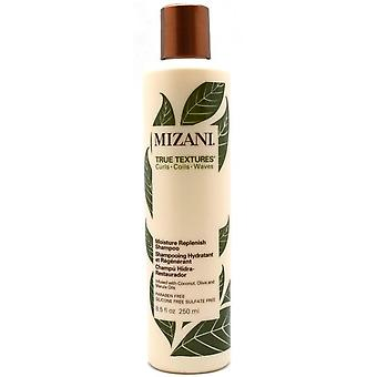 Mizani True Texture umidità Replenish Shampoo 250ml