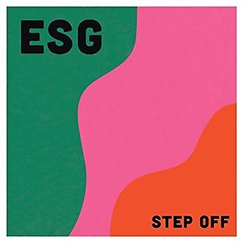 Esg - Step Off [CD] USA import