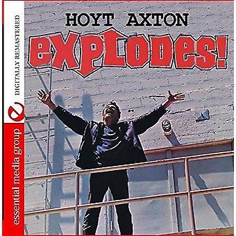 Hoyt Axton - räjähtää [CD] USA tuonti