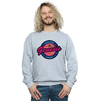 Genesis Men's Neon Logo Sweatshirt