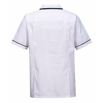 Portwest - Κλασικό Ανδρικό Heathcare Φορούσε Ρούχα Εργασίας Χιτώνα ς