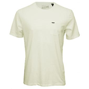 O ' Neill prises Base Crew-Neck T-Shirt W / poche, poudre blanche