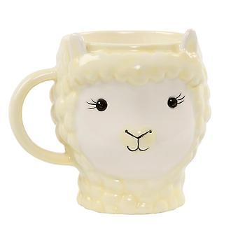 Sass & Belle Lima Llama Cute Mug