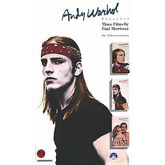 Andy Warhols lihaa elokuvajuliste (11 x 17)