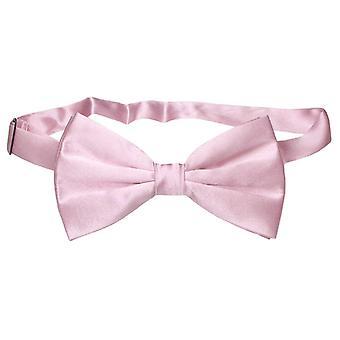 100% ШЕЛКА БОУТИ твердых мужчин галстук для смокинг или костюм