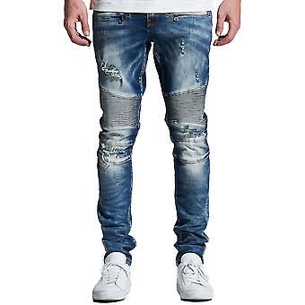 Pynte Lance Biker Denim Jeans
