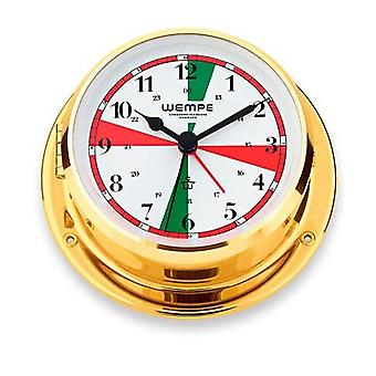 Wempe chronometer works skiff CW070001 ship radio room clock