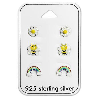 Garden - 925 Sterling Silver Sets - W28472X