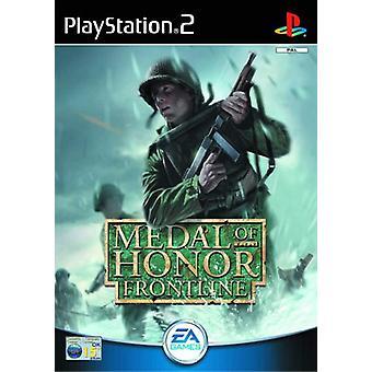 Medal of Honor Frontline (PS2) - Neue Fabrik versiegelt