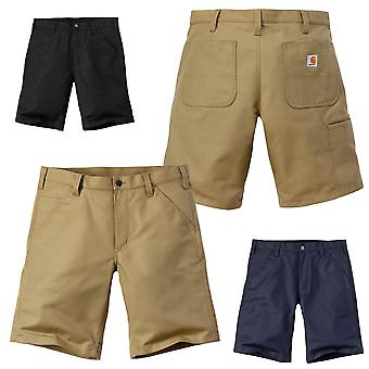 Short CARHARTT homme robuste extensible toile