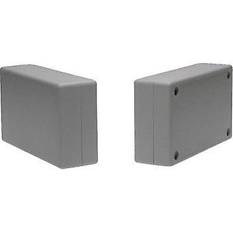 Strapubox 2744GR 2744GR Carcasa universal 70 x 40 x 20 Acrilonitrilo butadieno estireno gris 1 ud(s)
