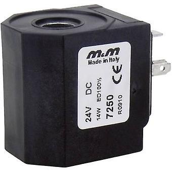 M & M International 7700 Solenoid Valve Compatible with (details) M & M solenoid valves series 7000