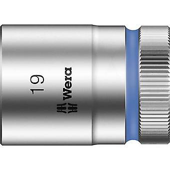 Wera 8790 HMC 05003610001 Hex huvud Bits 19 mm 1/2 (12,5 mm)