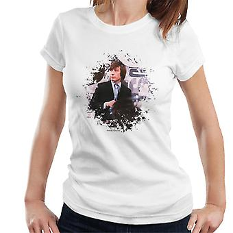 TV Times Charlie Watts Live Rolling Stones Women's T-Shirt