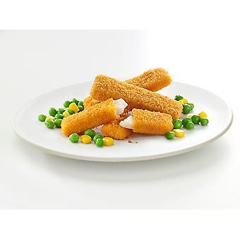 Youngs Frozen MSC Omega 3 Breaded Fish Fingers