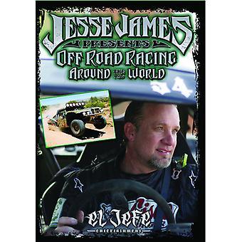 Jesse James - Off Road Racing Around the World [DVD] USA import