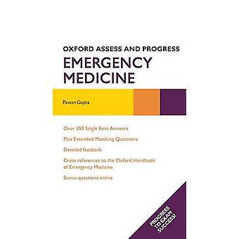 Oxford, évaluer et progresser la médecine d'urgence par Pawan Gupta