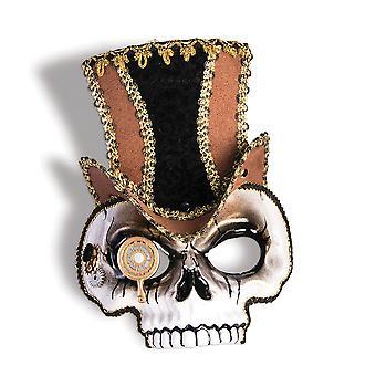 Steampunk Skull Mask (G/F)