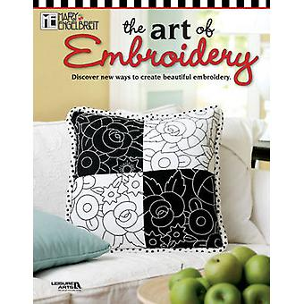 The Art of Embroidery by Mary Engelbreit - 9781601406514 Book