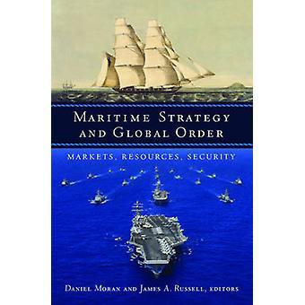 Maritime strategi og globale orden - markeder - ressourcer - sikkerhed ved