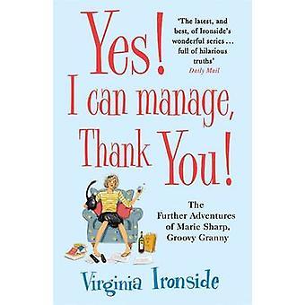 Ja! Ich schaffe - vielen Dank! -3 - Marie Sharp von Virginia Ironside